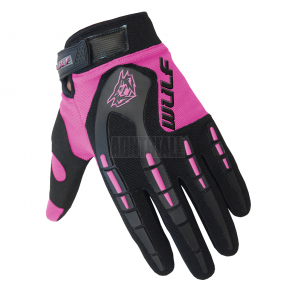 GUANTES WULFSPORT ATTACK TRIAL ROSA