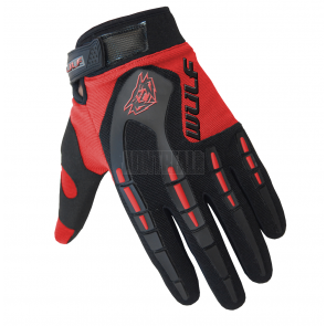 GUANTES WULFSPORT ATTACK TRIAL ROJO