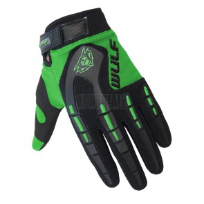 GUANTES WULFSPORT ATTACK TRIAL VERDE