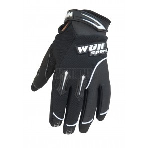 GUANTES WULFSPORT STRATOS TRIAL NEGRO