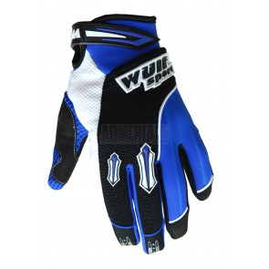 GUANTES WULFSPORT STRATOS TRIAL AZUL